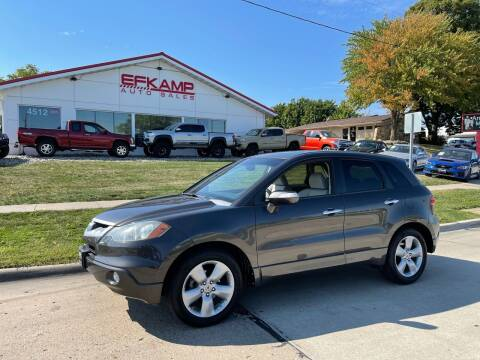 2009 Acura RDX for sale at Efkamp Auto Sales LLC in Des Moines IA