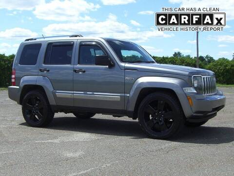 2012 Jeep Liberty for sale at Atlantic Car Company in East Windsor CT