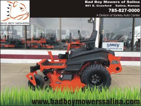 Bad Boy Maverick 60  (#7281) for sale at Bad Boy Mowers Salina in Salina KS