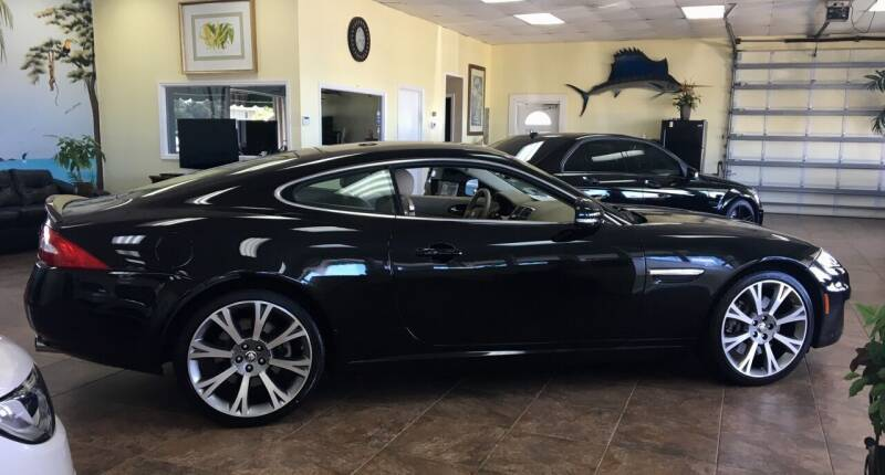 2013 Jaguar XK for sale at Suncoast Sports Cars and Exotics in West Palm Beach FL