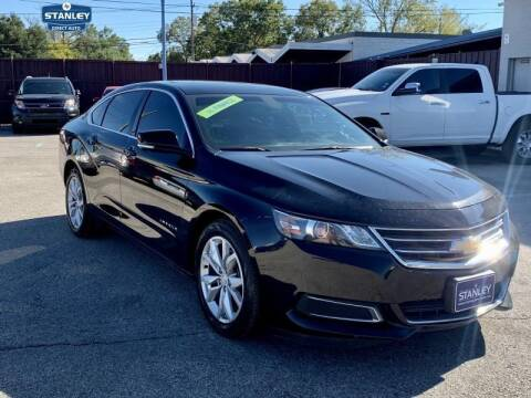 2016 Chevrolet Impala for sale at Stanley Direct Auto in Mesquite TX