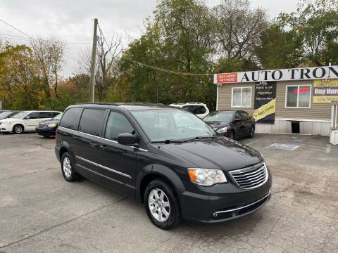 2012 Chrysler Town and Country for sale at Auto Tronix in Lexington KY