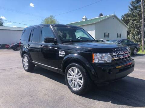 2011 Land Rover LR4 for sale at Tip Top Auto North in Tipp City OH