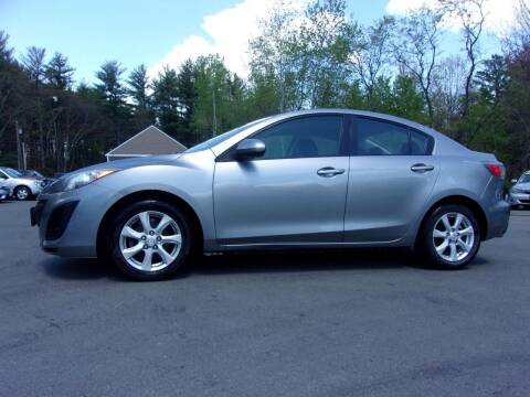 2011 Mazda MAZDA3 for sale at Mark's Discount Truck & Auto Sales in Londonderry NH