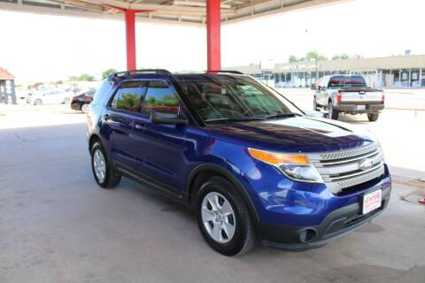 2014 Ford Explorer for sale at KD Motors in Lubbock TX