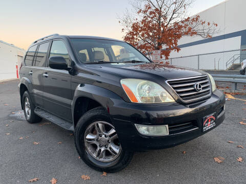 2008 Lexus GX 470 for sale at JerseyMotorsInc.com in Teterboro NJ