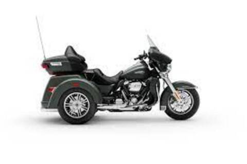 2020 Harley-Davidson® Trike Tri Glide Ultra for sale at Head Motor Company - Head Indian Motorcycle in Columbia MO