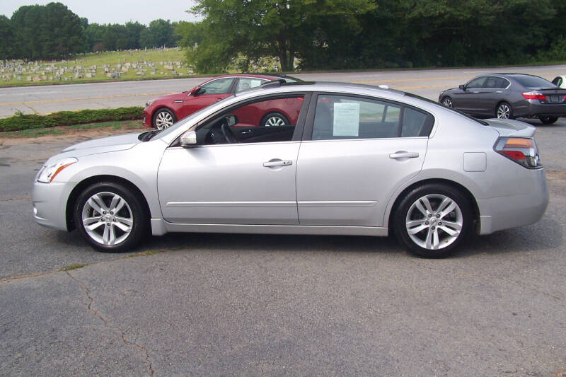 2012 Nissan Altima for sale at Blackwood's Auto Sales in Union SC