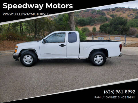 2004 GMC Canyon for sale at Speedway Motors in Glendora CA