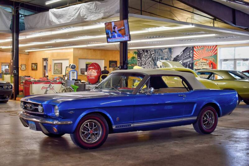 1966 Ford Mustang for sale at Hooked On Classics in Watertown MN