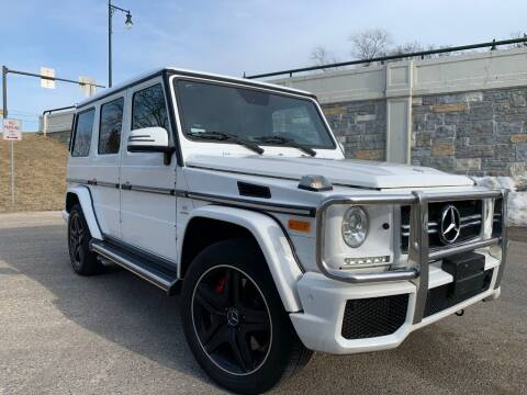 2014 Mercedes-Benz G-Class for sale at Auto Gallery LLC in Burlington WI