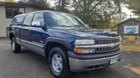 2001 Chevrolet Silverado 1500 for sale at Shores Auto in Lakeland Shores MN