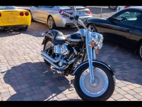 2003 Harley-Davidson Fat Boy for sale at REVEURO in Las Vegas NV