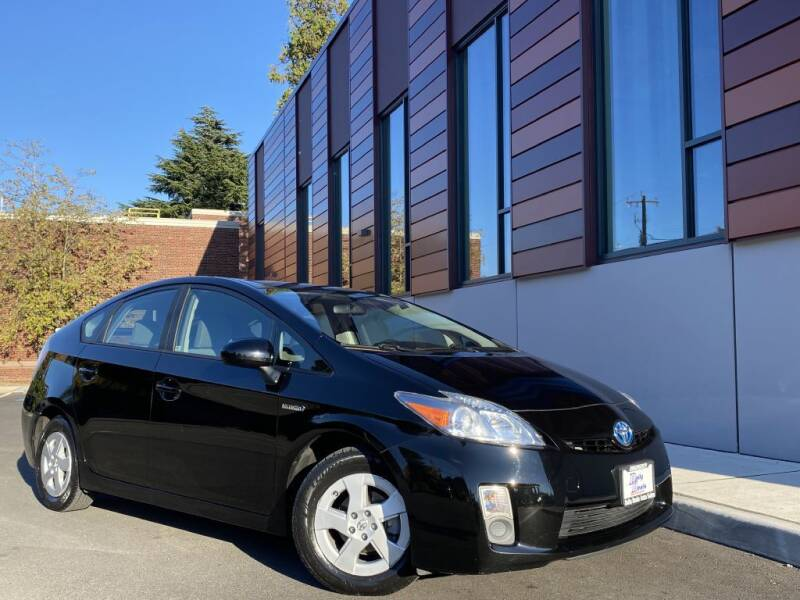 2011 Toyota Prius for sale at DAILY DEALS AUTO SALES in Seattle WA
