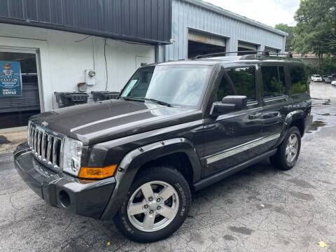 2006 Jeep Commander for sale at Car Online in Roswell GA