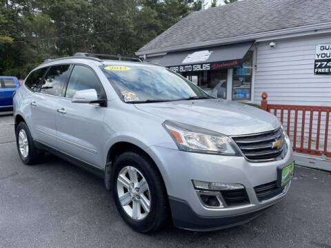 2013 Chevrolet Traverse for sale at Clear Auto Sales in Dartmouth MA