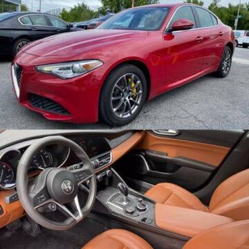 2019 Alfa Romeo Giulia for sale at CERTIFIED LUXURY MOTORS OF QUEENS in Elmhurst NY