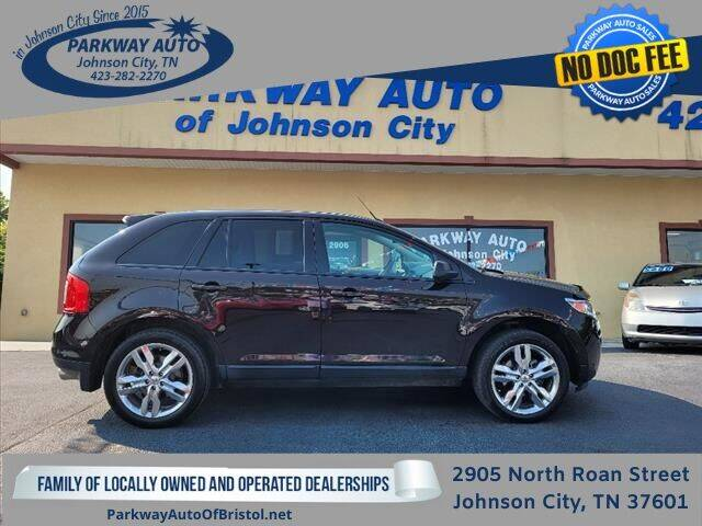 2013 Ford Edge for sale at PARKWAY AUTO SALES OF BRISTOL - PARKWAY AUTO JOHNSON CITY in Johnson City TN