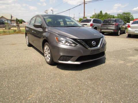 2017 Nissan Sentra for sale at Auto Outlet Of Vineland in Vineland NJ