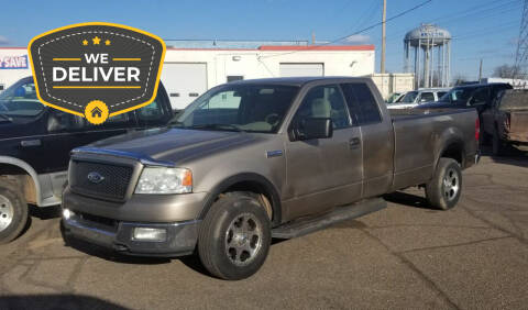 2004 Ford F-150 for sale at Tower Motors in Brainerd MN