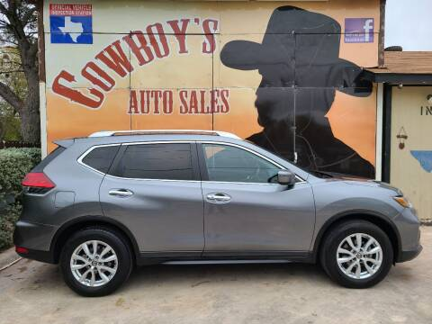 2017 Nissan Rogue for sale at Cowboy's Auto Sales in San Antonio TX