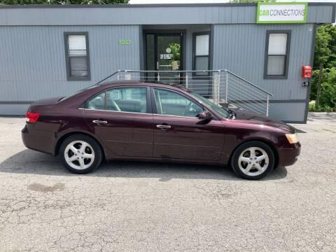 2006 Hyundai Sonata for sale at Car Connections in Kansas City MO