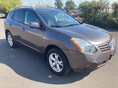 2008 Nissan Rogue for sale at Z Motorz Company in Philadelphia PA