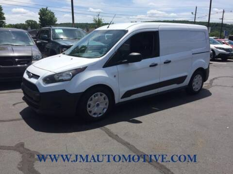 2014 Ford Transit Connect Cargo for sale at J & M Automotive in Naugatuck CT