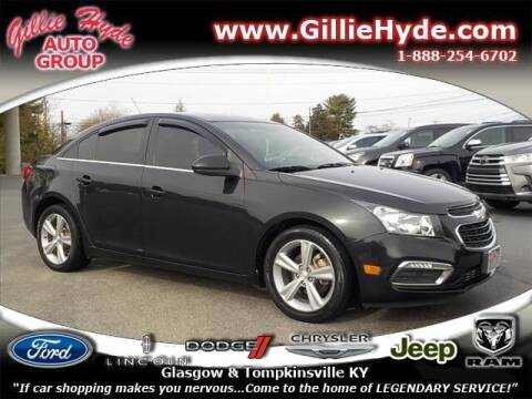 2015 Chevrolet Cruze for sale at Gillie Hyde Auto Group in Glasgow KY