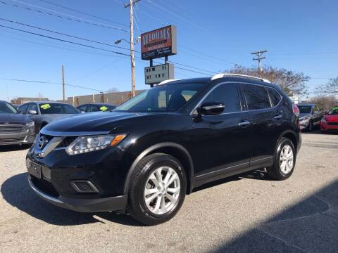 2014 Nissan Rogue for sale at Autohaus of Greensboro in Greensboro NC