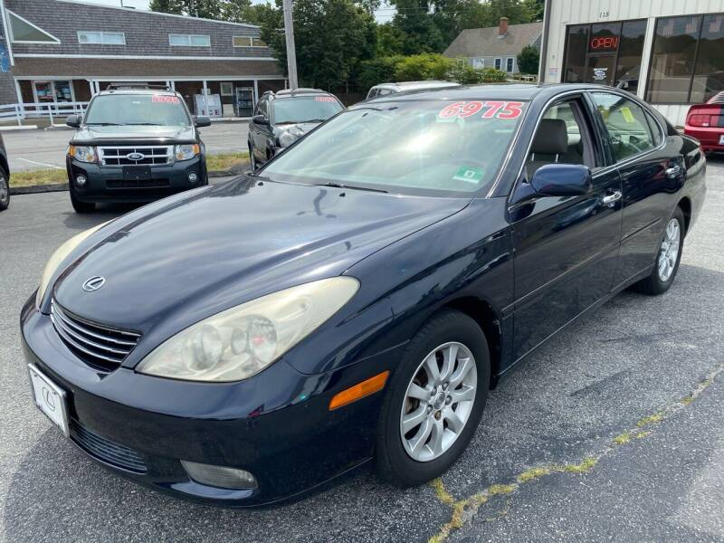 2004 Lexus ES 330 for sale at MBM Auto Sales and Service - MBM Auto Sales/Lot B in Hyannis MA