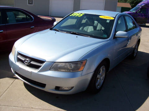 2006 Hyundai Sonata for sale at Summit Auto Inc in Waterford PA