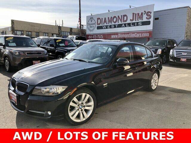 2011 BMW 3 Series for sale at Diamond Jim's West Allis in West Allis WI