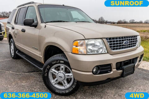 2005 Ford Explorer for sale at Fruendly Auto Source in Moscow Mills MO