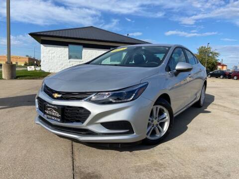 2017 Chevrolet Cruze for sale at Auto House of Bloomington in Bloomington IL