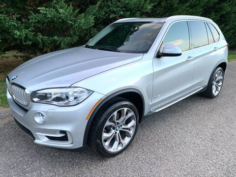 2016 BMW X5 for sale at 268 Auto Sales in Dobson NC