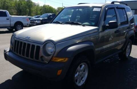 2007 Jeep Liberty for sale at Precision Automotive Group in Youngstown OH