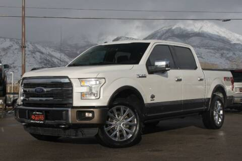 2016 Ford F-150 for sale at REVOLUTIONARY AUTO in Lindon UT