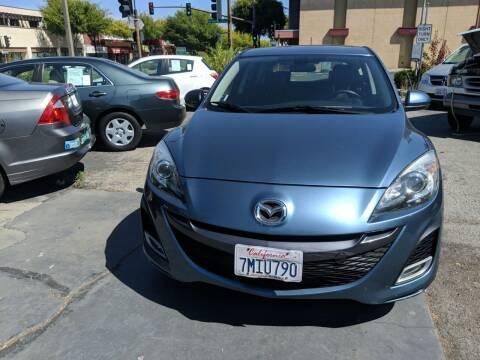 2010 Mazda MAZDA3 for sale at Auto City in Redwood City CA