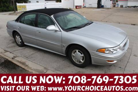 2000 Buick LeSabre for sale at Your Choice Autos in Posen IL