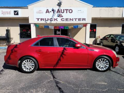 2012 Cadillac CTS for sale at A-1 AUTO AND TRUCK CENTER in Memphis TN