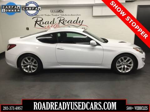 2015 Hyundai Genesis Coupe for sale at Road Ready Used Cars in Ansonia CT
