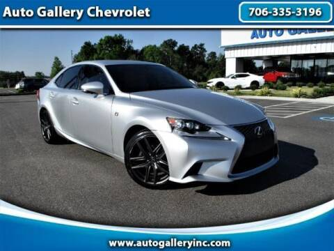 2014 Lexus IS 250 for sale at Auto Gallery Chevrolet in Commerce GA