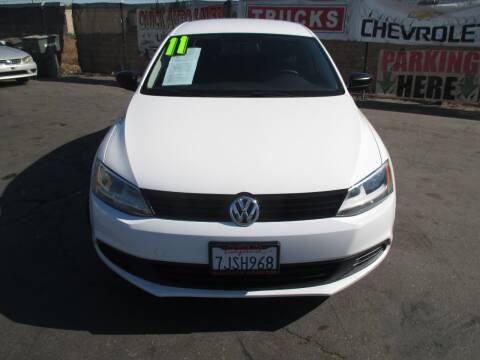 2011 Volkswagen Jetta for sale at Quick Auto Sales in Modesto CA