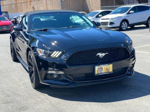 2015 Ford Mustang for sale at AGM AUTO SALES in Malden MA