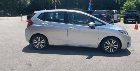 2015 Honda Fit for sale at Buddy's Auto Inc in Pendleton SC