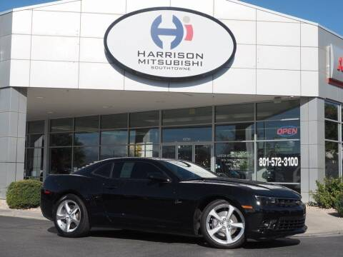 2015 Chevrolet Camaro for sale at Harrison Imports in Sandy UT