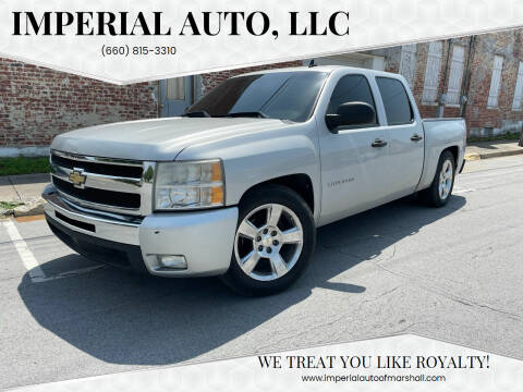 2011 Chevrolet Silverado 1500 for sale at Imperial Auto, LLC in Marshall MO