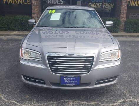 2014 Chrysler 300 for sale at DRIVEhereNOW.com in Greenville NC