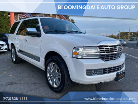 2011 Lincoln Navigator for sale at Bloomingdale Auto Group - The Car House in Butler NJ